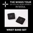 【公式グッズ】 防弾少年団(BTS) - WRIST BAND SET [THE WINGS TOUR GOODS]