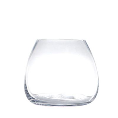 """ダルトン花瓶ガラスベースプランプ""""SGLASSVASEPLUMPSK565-483S"""