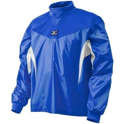 ミズノ(MIZUNO)トレーニングジャケットJR12JE4J3127【野球少年用ジュニアウエア】