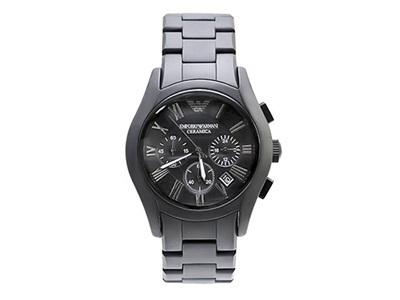 【クリックで詳細表示】EMPORIO ARMANI エンポリオアルマーニ 腕時計 AR1457 クロノグラフ ブラック/グレー セラミック メンズウォッチ EMPORIO ARMANI エンポリオ アルマーニ 腕時計 メンズ 時計 WATCH ウォッチ