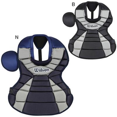 ウイルソン (Wilson) 一般軟式用プロテクター WTA6310R [分類:軟式野球 キャッチャーマスク・レガース] 送料無料の画像