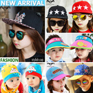 2016 Kids caps ★ Baby hats ★ Baseball ★ Cartoon Sun hat ★ Sports Caps ★ Hip-hop cap ★ Straw hat ★ Beach hat ★ Peaked cap ★ Cowboy hat ★ Bucket hats ★ Korea fashion Mesh hat【Buy 2 Free Shipping】