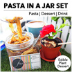 $16.90 for Pasta in a Jar Set! | Pasta + Dessert + Drink. 6 Choices | First in Singapore. fArt tArtz café Expo | A café you will definitely fall in love with! | Inclusive of GST and Service Charge