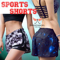 (Hot Sales)=SweetangelShop Local Seller Local Exchange= Sports Shorts Skirts Skorts with or without inner tights Running Gym Yoga shorts Local Seller Local Exchange