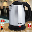 Bear 1.8L Electric Stainless Steel Kettle - KES118 (1 Year Local  Warranty)