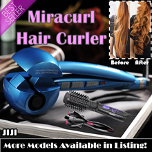 ◣QUALITY GUARANTEED◥ 100% Authentic* Hair Curl Pro Curling * Miracurl Curler Iron -HOTTEST IN KOREA * Auto Volume Magic * Rotating Beauty Style Hair Curler - [JIJI]