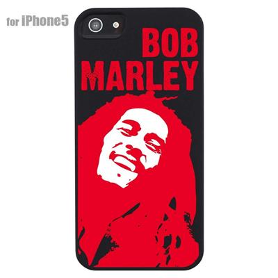 【iPhone5S】【iPhone5】【レゲエ】【iPhone5ケース】【カバー】【スマホケース】【BOB MARLEY】 ip5-08-j0005の画像