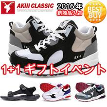 ★送料無料★AKIII CLASSIC 1+1 Gift Event 【G-FRIENDとEXID愛用☆】[韓国スターが選んだスニーカー靴シューズ韓国ファッション]AKIIICLASSIC