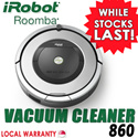 Roomba 860 Series Vacuum Cleaning Robot-BRAND NEW