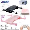 JJRC H37 ELFIE RC Drone Foldable Mini RC Selfie Quadcopter WiFi FPV 720P HD G-sensor Drones Control