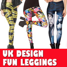 ◤COCO◥ LEGGINGS/UK STYLE/Sexy Yoga Pants/Galaxy/Space CORPSE BRIDE/Skull/ADVENTURE TIME/Police/Muscles Printed Cool Leggings/Designed Leggings/Women Stretch Leggings/2014 Summer Yoga Tights