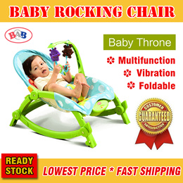 Newborn-to-Toddler Rocking Chair/Baby Rocker/Baby Bouncer/Infant Baby Child Kids Gift/Safe Bed Toys toy