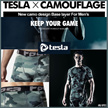 ★TESLA CAMO COMPRESSION WEAR★ Base layer / Sports wear / inner wear / T shirts / Pants / Tights