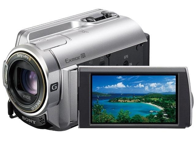 【クリックでお店のこの商品のページへ】SONY HDR-XR350V