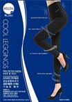 Dr. Miz Mizline 水ライン ダイエット クール レギンス ブラック UV 夏 韓国ファッション 黒
