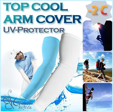 TOP Cool Arm Cover UV-Protection -2ºC