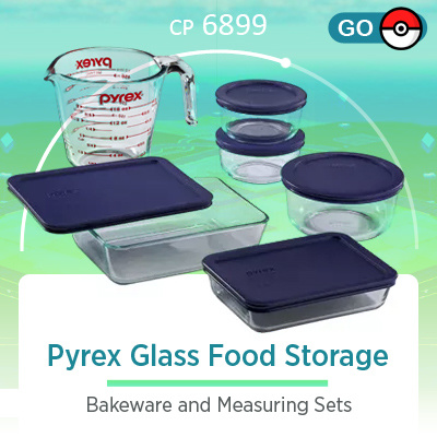 Qoo10 pyrex glass food storage bakeware and measuring for Qoo10 kitchen set