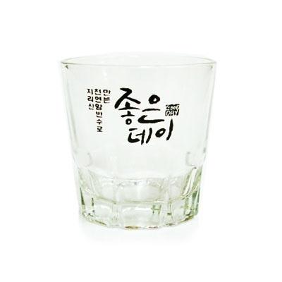 『ムハク』ジョウンデー カップ|焼酎グラス・ストレート(1セット6個)br[焼酎カップ][Good Day][ジョウンデイ][韓国酒][韓国お酒][韓国食品]の画像