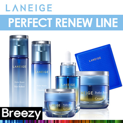 BREEZY? [Laneige] Perfect Renew Line / Skin / Emulsion / Essence / Eye Cream / Regenerator/ Amorepacific / Anti-Wrinkle / Skin Care / Toner / Serum / Korean Cosmetics / Deals for only S$62 instead of S$0