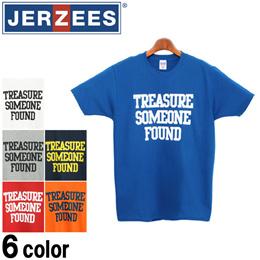 ジャージーズ JERZEES J3930HD トレジャー メンズ Tシャツ プリント 半袖