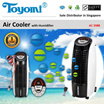 TOYOMI Air Cooler [Model: AC 3988] - Official TOYOMI Warranty Set. 1 Year Warranty. Sole Distributor In Singapore. BEST PRICE.