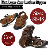★Size:38-48★Mens Slippers★Mens shoes★Special Slippers★ Csausl shoes★Beach shoes★Summer shoes ★Summer slipper★