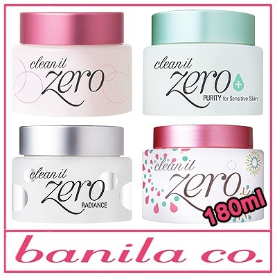 Banila Co cleansing balms