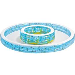 ◆即納◆インテックス(INTEX) ウィッシングウェルプール 57143 【大型プール 家庭用プール 水遊び】