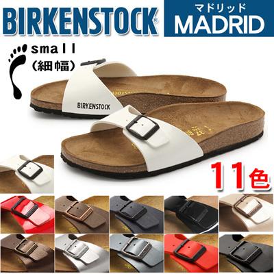 ビルケンシュトック マドリッド BIRKENSTOCK MADRID サンダル レディースの画像