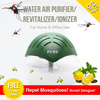 Best Seller[Cleans Air and Removes Odour]Water Air Purifier/ Revitalizer/ Passive Humidifier -Repels Mosquitoes too! Air Revitalisor/ Aromatherapy Solutions/ Ionizer/ Eliminate Haze