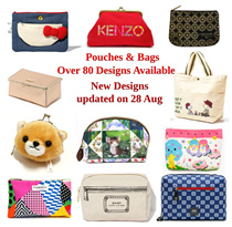 Clutch/Pouches/ Miffy Pouches Bags/Cosmetic Pouches/ Magazine Bags/Teachers Day Gift/ Children Day Gift