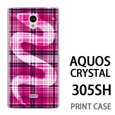 AQUOS CRYSTAL 305SH 用『No2 93』特殊印刷ケース【 aquos crystal 305sh アクオス クリスタル アクオスクリスタル softbank ケース プリント カバー スマホケース スマホカバー 】の画像
