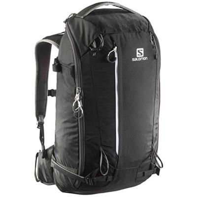 サロモン(SALOMON) クエスト(QUEST) 30 BLACK L35176700 【アウトドア スポーツ 鞄 バックパック バッグ】の画像