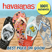 HAVAIANAS Series from $22.90 Onwards - 100% Authentic! Ready Stock! Limited Time Offer! Disney Princess/ Mickey Mouse/ Star Wars/ Minions/ Superhero/ Snoopy - OPTION FOR MINI KEYCHAIN NOW!