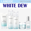 ★LANEIGE★White Dew Line/Original Ampoule Essence/Skin/Emulsion/Tone Up Cream /Cleanser/Eye