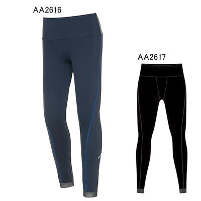 アディダス (adidas) M 叶衣リフレクティブロングタイツ AAD11 [分類:陸上競技 インナーパンツ・スパッツ] 送料無料の画像
