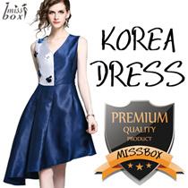 【15/6 update】GSS Premium Korean Style Slim Lace Chiffon Dress/OL Dress Printed Dress Work Dress Maxi