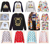 [LMC] TSUM TSUM Apparels - Hooded Jacket / Pullover / Cropped Pullover / Cropped Tank / T-Shirt Dress** Free Size / Unisex **