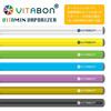 「1+1」TV/SNSの話題商品[ビタミンを水蒸気で摂取]VITABON ビタボン 選べる7種類! 水蒸気スティック 電子たばこ