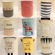 [Ready Stock in SG]  Foldable Laundry Basket/Bag  Toy Storage  Storage Box  Clothes Organizer  Housekeeping Basket Clothes Storage Home Decor  Modern Stylish Design *Many Design* Flat Price *