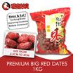 BEST PRICE!! 1kg Promo! Premium Big Red Dates (2.5cm to 4cm)