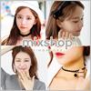 RINGS / EARRINGS / NECKLACE/  Chokers  Korean Japan Trendy Design Rings Earrings Necklace Fashion ac