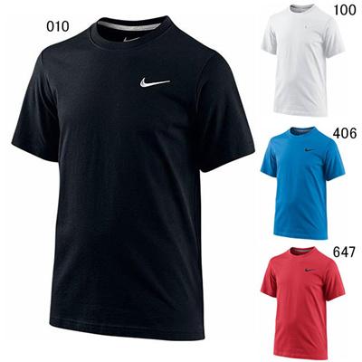 ナイキ (NIKE) ジュニア YTH  スモール スウッシュ Tシャツ 451671 [分類:Tシャツ (ジュニア)]の画像