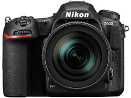 ●D500 16-80 VR レンズキット