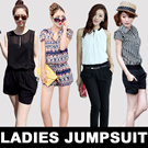[BUY 2 FREE SHIPPING] sj29 New Korean Style Fashion Jumpsuits Rompers Skirt Trousers Pants Tops/dress/