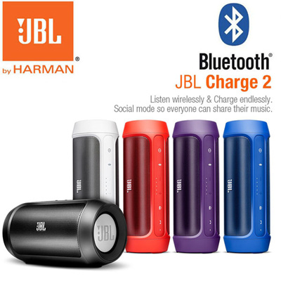 Qoo10 new year gift jbl charge 2 portable bluetooth for Housse jbl charge 2