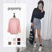 【GOGOSING】プチプラ★ベーシック20繍長袖Tシャツ☆レディース 韓国ファッション p000bxqu