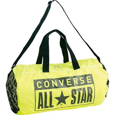 コンバース(CONVERSE)ドラムバッグイエロー/カモフラC16020325334C【バスケットスポーツバッグカジュアル旅行】