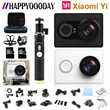 Xiaomi Yi Action Camera optional connector set XiaoYi waterproof Camera 1080P 60fps 16MP wifi Xiaomi Sports Cam Yi Action Camera
