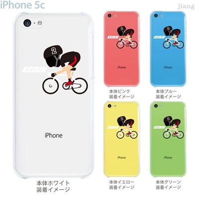 【iPhone5c】【iPhone5c ケース】【iPhone5c カバー】【ケース】【カバー】【スマホケース】【クリアケース】【クリアーアーツ】【Clear Arts】【KEIRIN】【競輪】 10-ip5c-ca0101の画像
